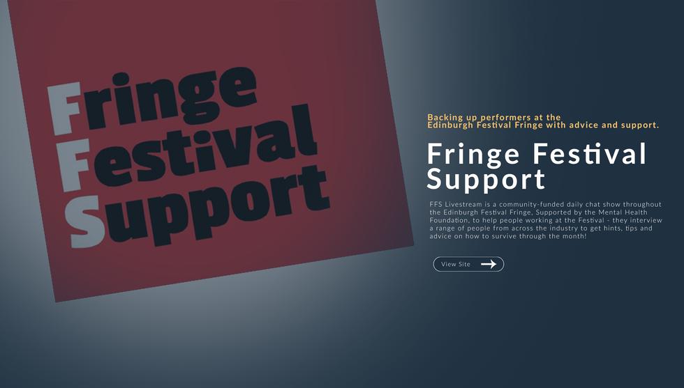 Fringe Festival Support