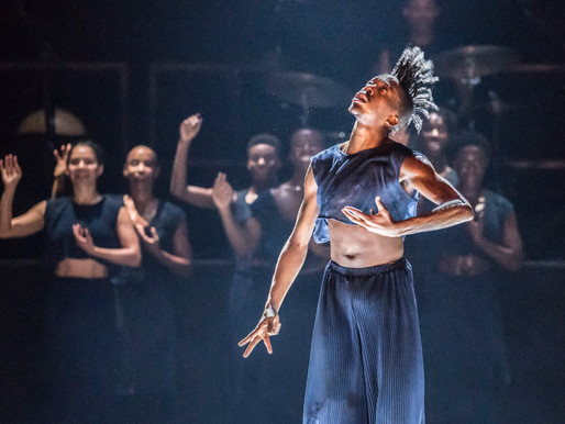 Premiere of Boy Breaking Glass commissioned by Sadler's Wells