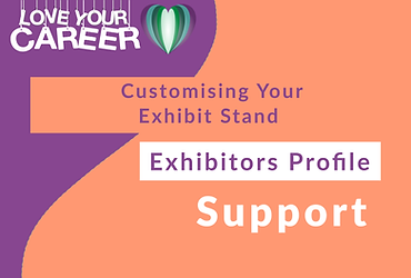 Customising Your Exhibit Stand Image   Exhibitor