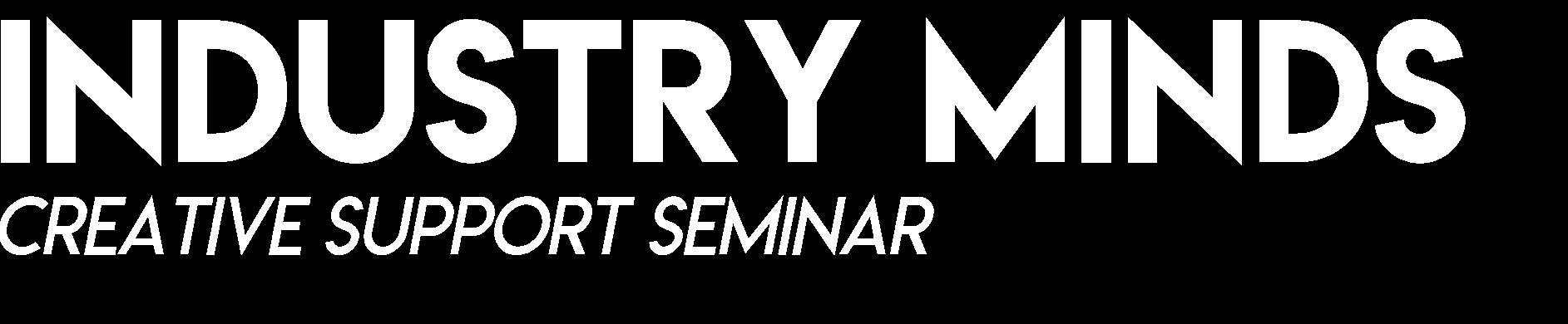 Creative Support Seminar Oct