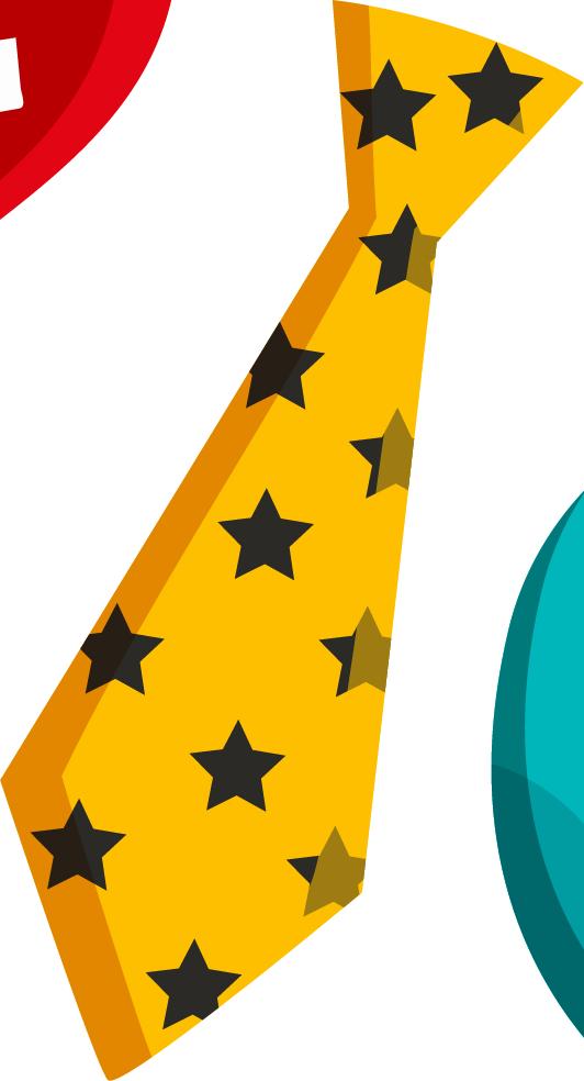 Starry Tie