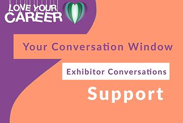Your Conversation Window   Exhibitor