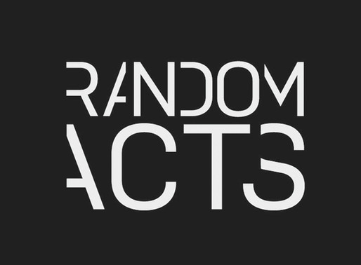 New Short Film INA as part of Random Acts Channel 4 with Sadler's Wells