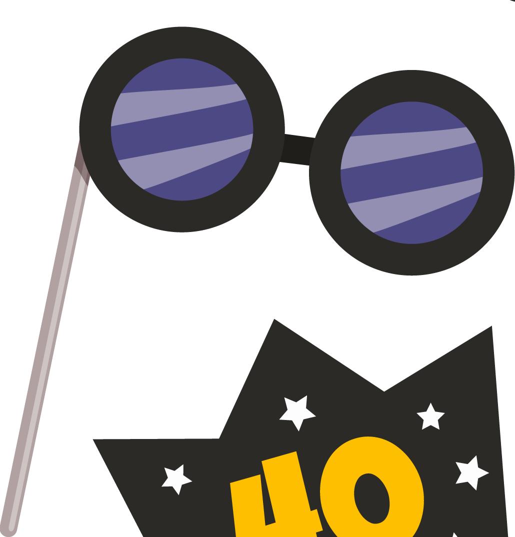 Glasses Stick