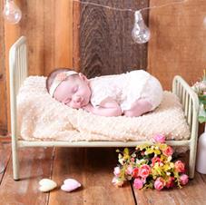 Newborn Dos Anjos Meninas