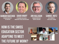 Online Panel Discussion - The Swiss Chamber in Hong Kong