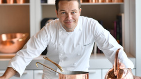 A world champion as our Gastronomy Expert