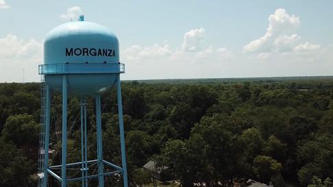 Morganza Water Tower