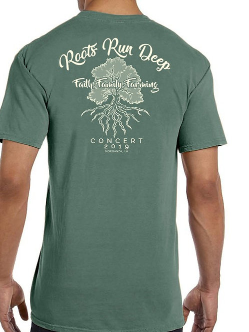 Roots Run Deep T-Shirt Limited Edition