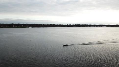 Boat Ride in False River