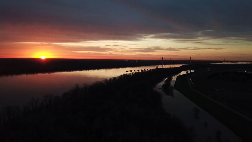 Pointe Coupee Sunrise