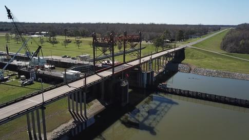 Old River Locks