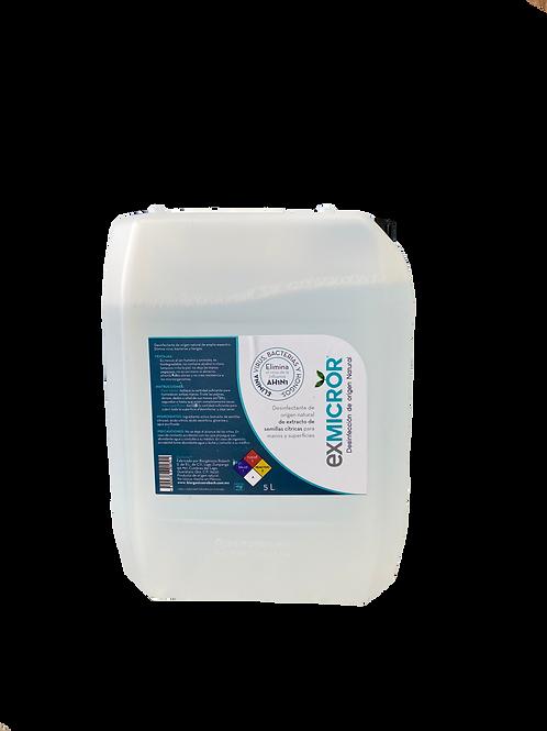 Desinfectante Exmicror 5 Litros