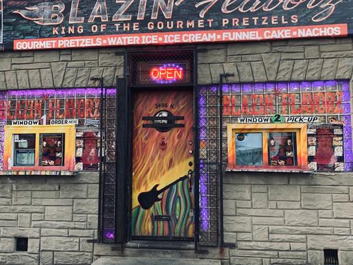 Blazin Flavorz: Philadelphia, PA