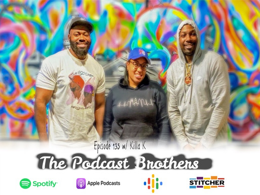 The Podcast Brothers Episode 135: Matician