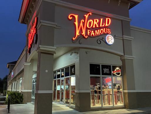 World Famous Egg Rolls: Miami, FL