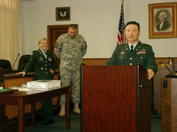 Promotion to Major
