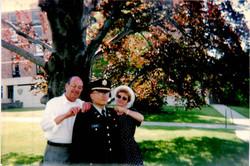 Second Lieutenant Pinning Ceremony