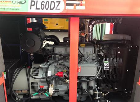 Komponen-Komponen Generator Diesel dan Bagaimana Fungsinya