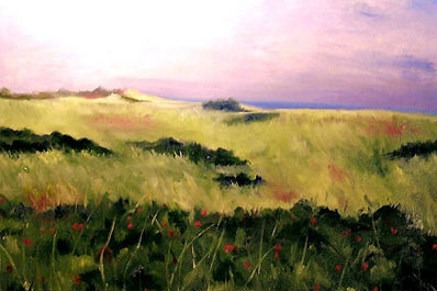 Art and Soul Artistry - The oils and watercolors of cape cod artist sharon merton
