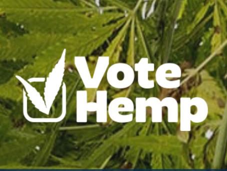 Vote for 1% Hemp