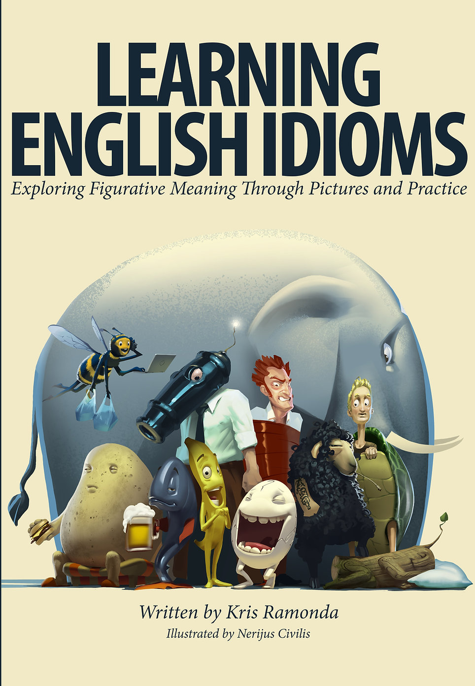 Front Cover (Idiom Textbook).jpg