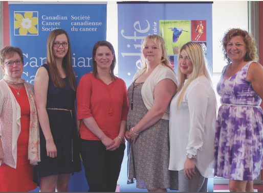 """Michelle Bates recognized with """"Amazing Airdrie Women"""" award"""