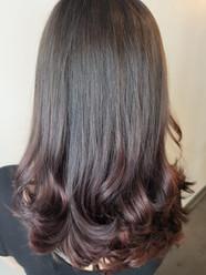 Haircut & blow dry