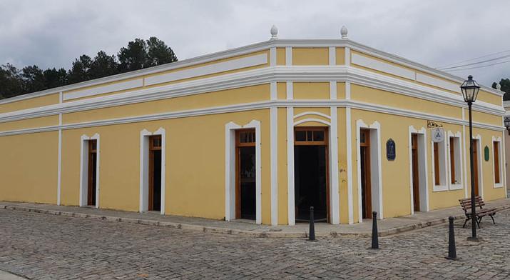 Centro Cultural de Vila de Luis Carlos