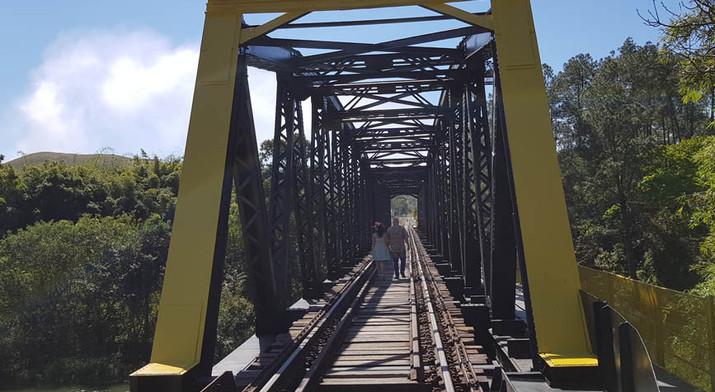 Ponte sobre o Rio Paraíba do Sul