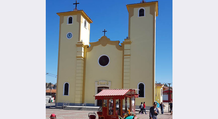Igreja Matriz de Guararema