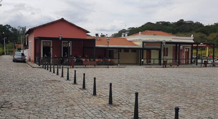Pátio Central de Vila de Luis Carlos