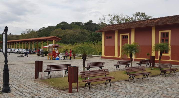 Estação Ferroviária de Vila de Luis Carlos