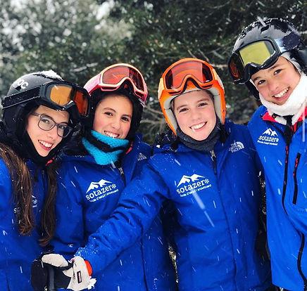 escuela esquí La Molina