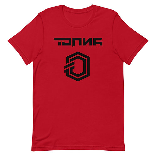 Topic Hex (ТОПИЋ Cyrillic Type) Logo Premium Unisex T-Shirt