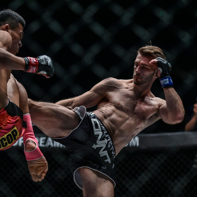 Against Saemapetch for ONE Championship