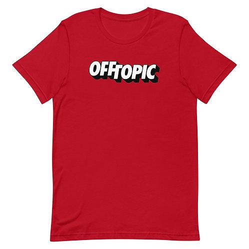 Off-Topic 3D Premium Unisex T-Shirt