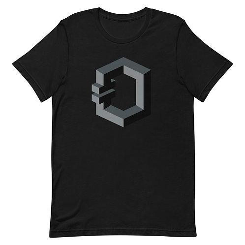 Topic Geometric Logo Premium Unisex T-Shirt