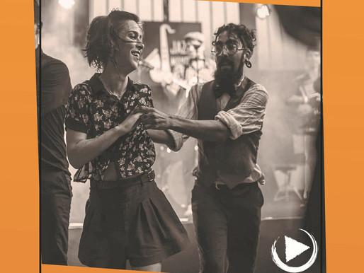 """#Ep12 - """"Lindy Hop: Que Bagaça É Essa?"""", com Renato Lopes e Suzana Ruiz"""