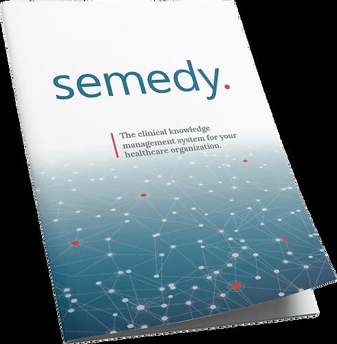 Semedy knowledge management brochure