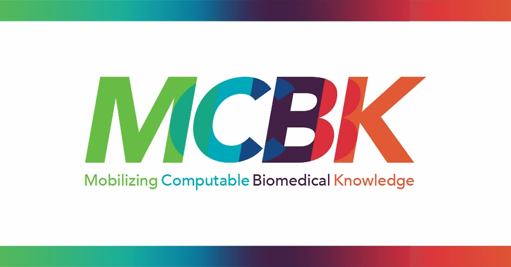 Mobilizing Computable Biomedical Knowledge MCBK logo