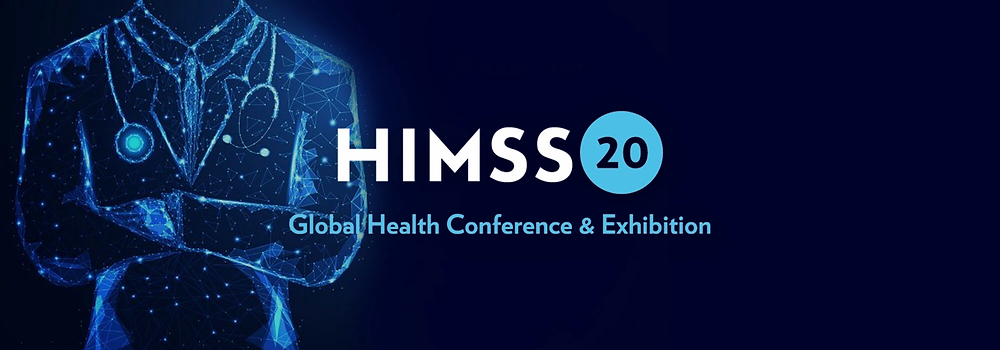 HIMSS20 Global Health Conference & Exhibition logo