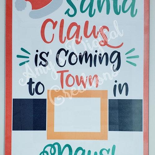 Countdown -- Santa's Coming