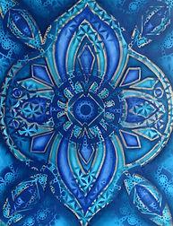 Mediterranean Blue Mandala.jpg