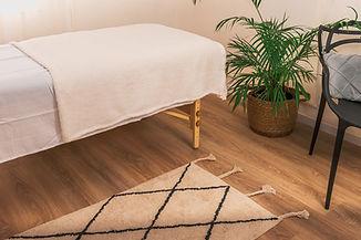 Acupuncture clinec - Upgraded interior d