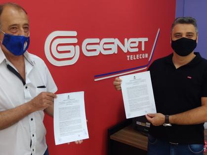 GGNET é a nova patrocinadora do Iguaçu para a segundona de 2021