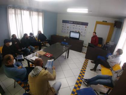 Diretoria do Iguaçu aprova orçamento e define lista com 29 atletas para a Segundona