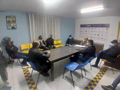 Administração pública e Iguaçu realizam reunião de trabalho com vistas à segundona 2021