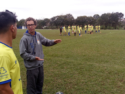 Com 23 atletas inscritos, começa amanhã a semana de avaliação do Iguaçu