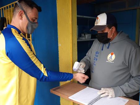 Atividades do Iguaçu respeitam pandemia